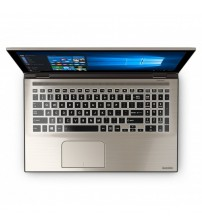 "Toshiba L55  corei5  - Layar 15,6""  - windows 10 - Satin Gold"